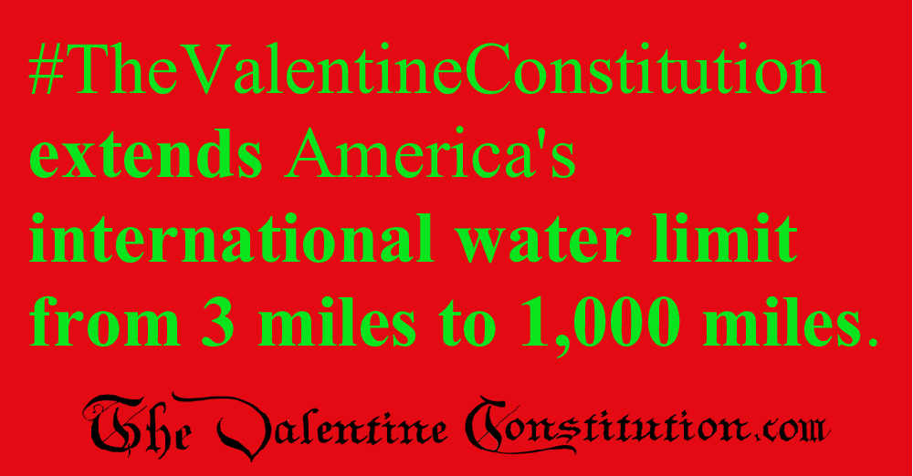 ENVIRONMENT > TERRITORIAL WATERS > 1,000 Mile Limit