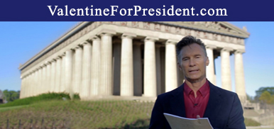 The Valentine For President