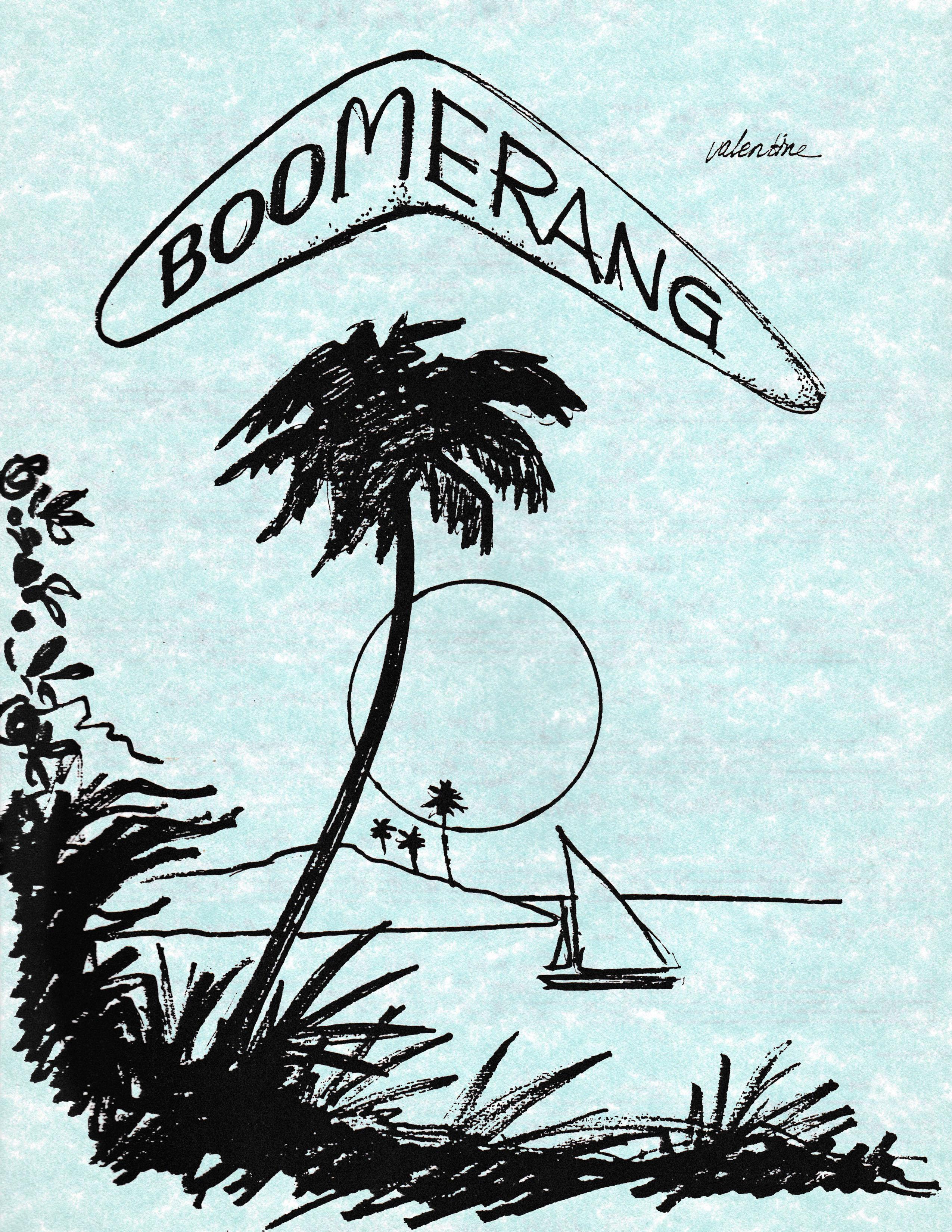 boomerang SongBook