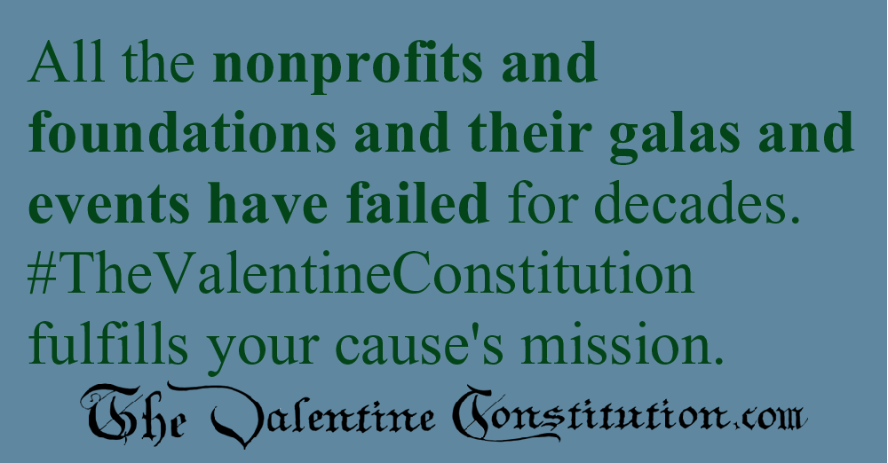 INTRODUCTION > The FAILURES of DIVISION > All Nonprofits have Failed