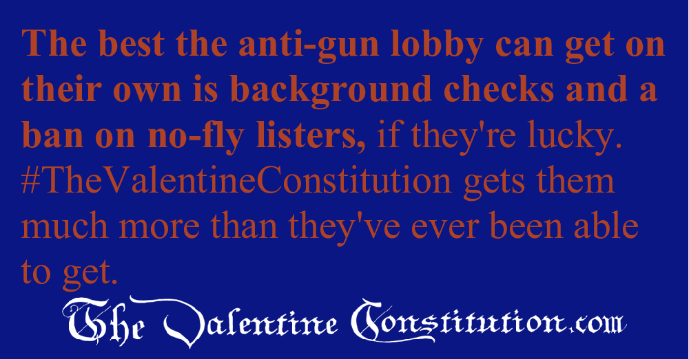 RIGHTS > GUNS > Anti-gun Votes