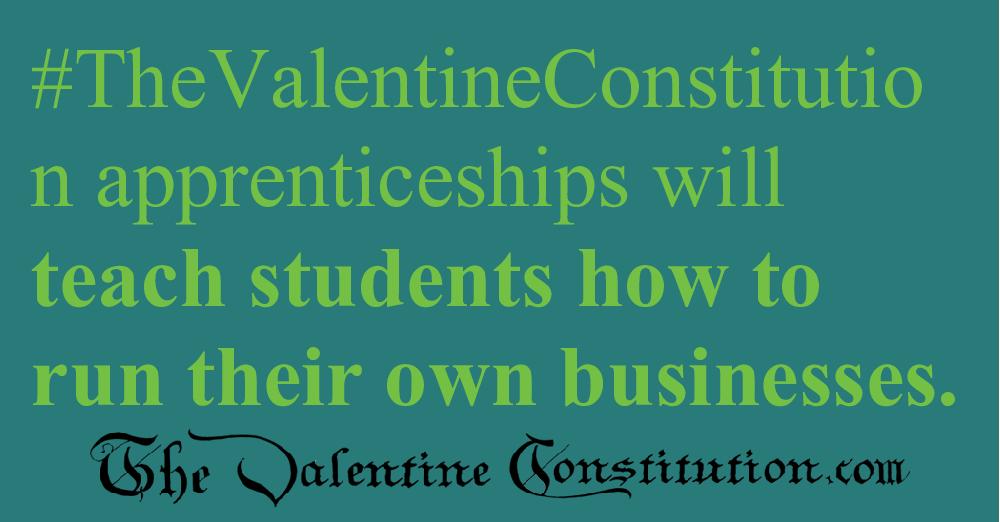 SCHOOLS > REAL WORLD SKILLS > Apprenticeships