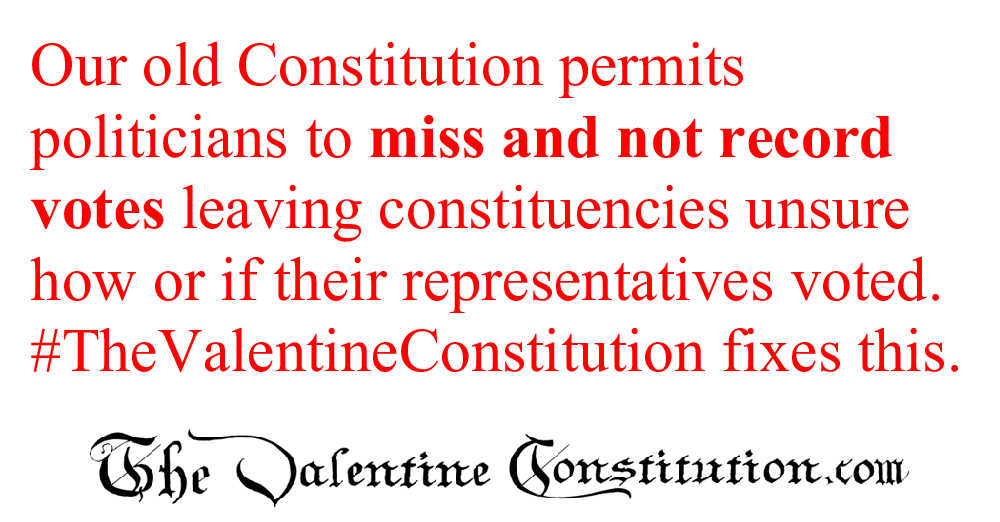 CONSTITUTIONS > WHAT'S WRONG with our CONSTITUTION? > Bills