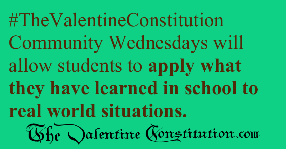 SCHOOLS > REAL WORLD SKILLS > Community Wednesdays