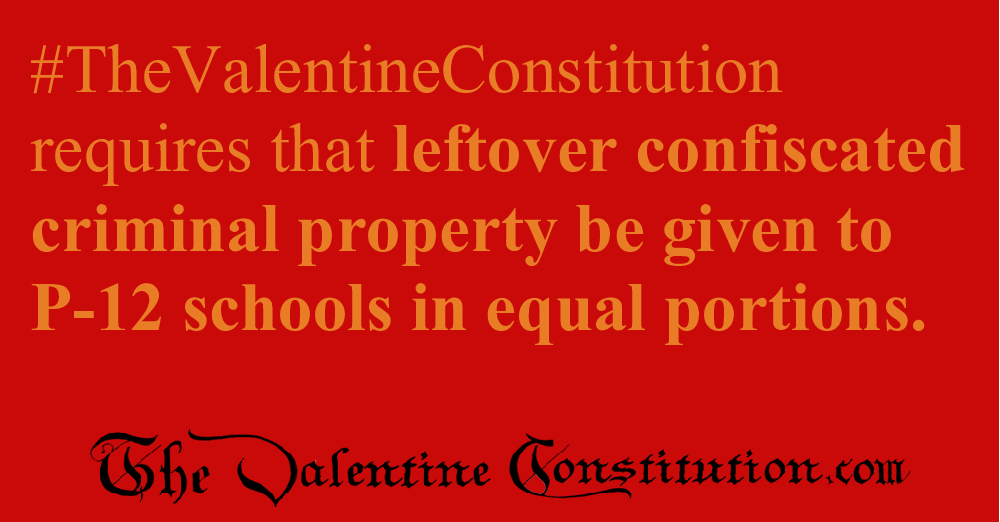 SCHOOLS > SCHOOL FUNDING > Confiscated Assets