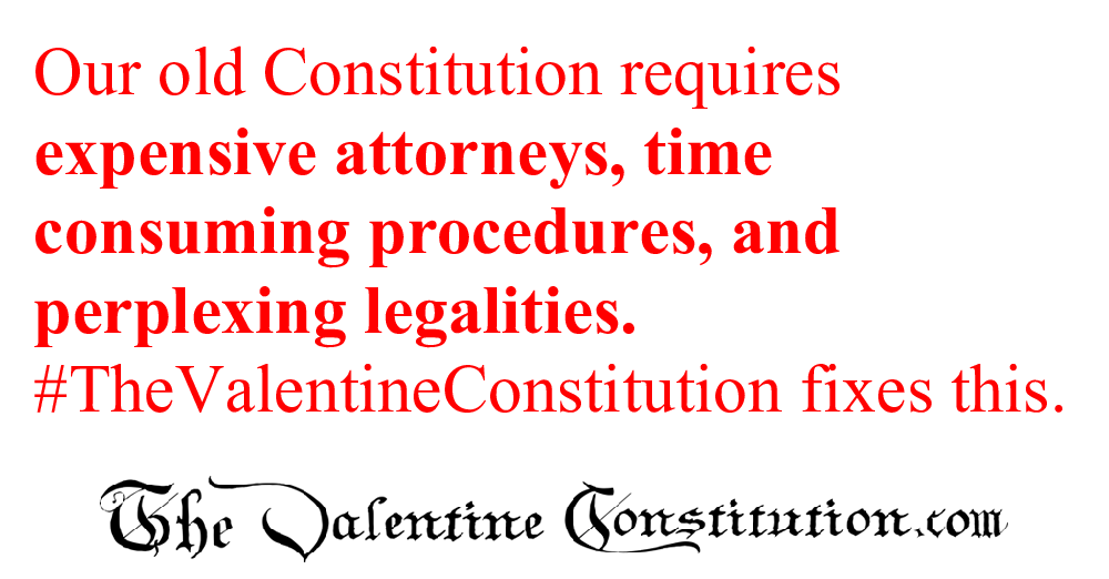 CONSTITUTIONS > WHAT'S WRONG with our CONSTITUTION? > Courts