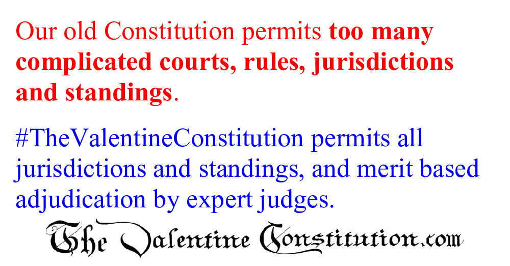 CONSTITUTIONS > COMPARE BOTH CONSTITUTIONS > Courts