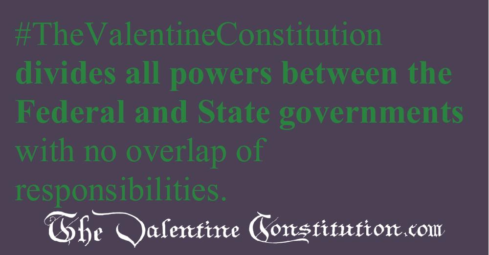 LEGISLATIVE BRANCH > LEGISLATURES > Division of Powers