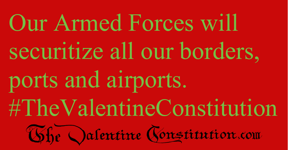 FOREIGN AFFAIRS > ARMED FORCES > Domestic Deployment