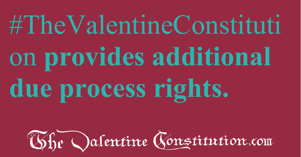 JUDICIARY BRANCH > COURTS > Due Process Rights
