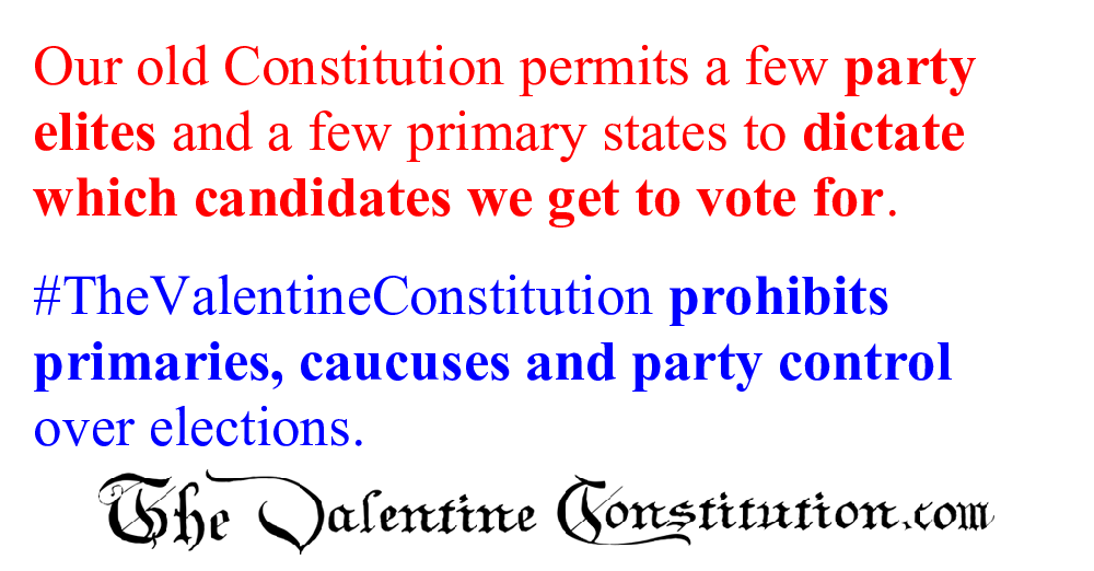 CONSTITUTIONS > COMPARE BOTH CONSTITUTIONS > Elections