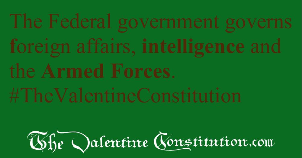 LEGISLATIVE BRANCH > LEGISLATURES > Federal Responsibilities