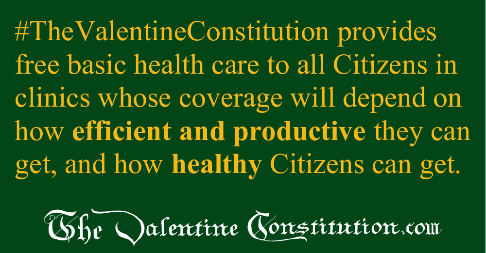 RIGHTS > HEALTH CARE > Free Basic Health Care