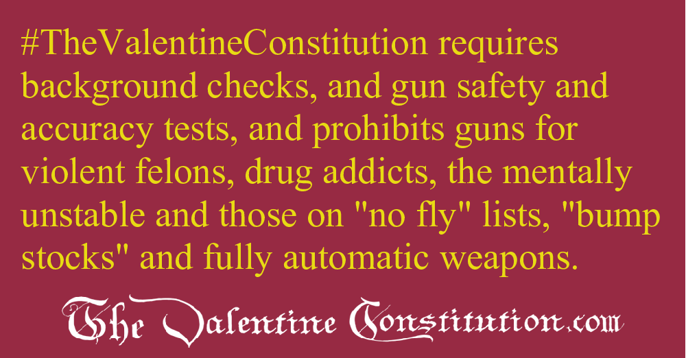 RIGHTS > GUNS > Gun Restrictions