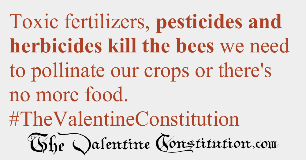 ENVIRONMENT > FOOD and FARMING > Honey Bees and Pollinators