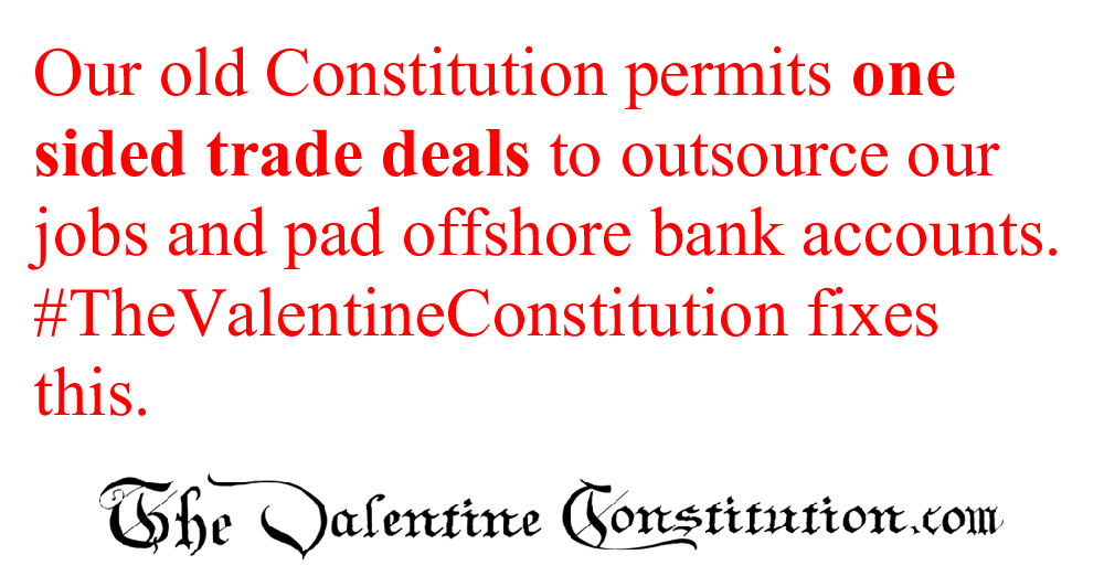 CONSTITUTIONS > WHAT'S WRONG with our CONSTITUTION? > Jobs and Monopolies