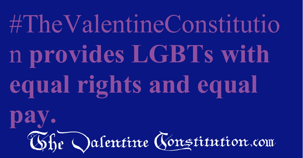 RIGHTS > LGBTs > LGBT Equality