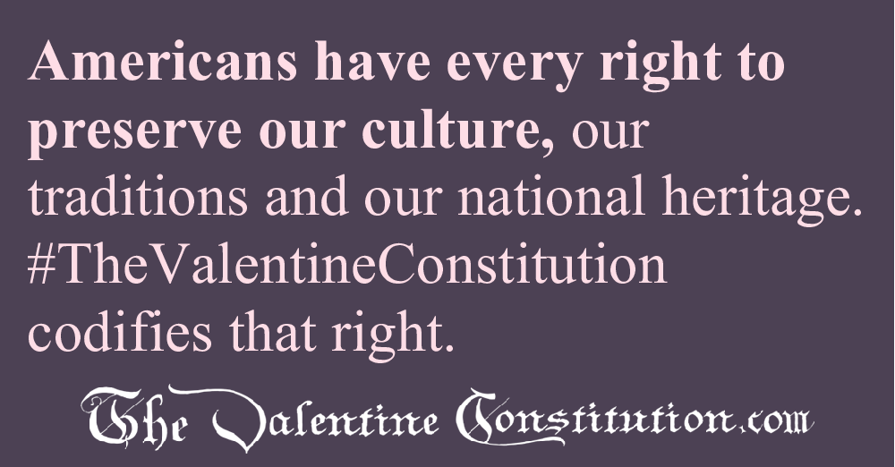 RIGHTS > AMERICAN CULTURE > National Culture