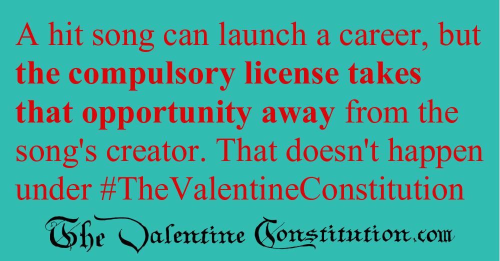 ECONOMY > INTERNET MARKETPLACE > No Compulsory License
