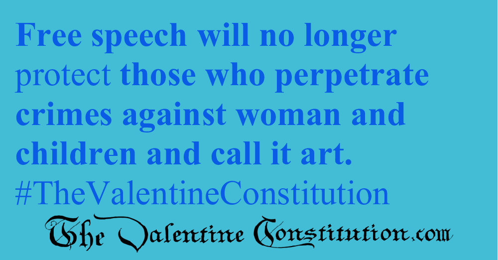 RIGHTS > WOMEN > No Free Speech Protection