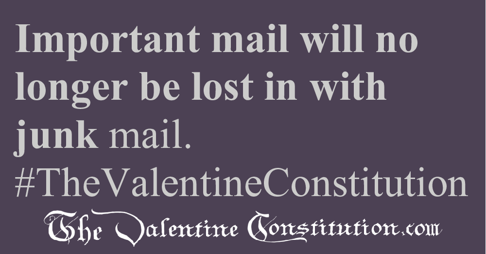 RIGHTS > PRIVACY > No Junk Mail