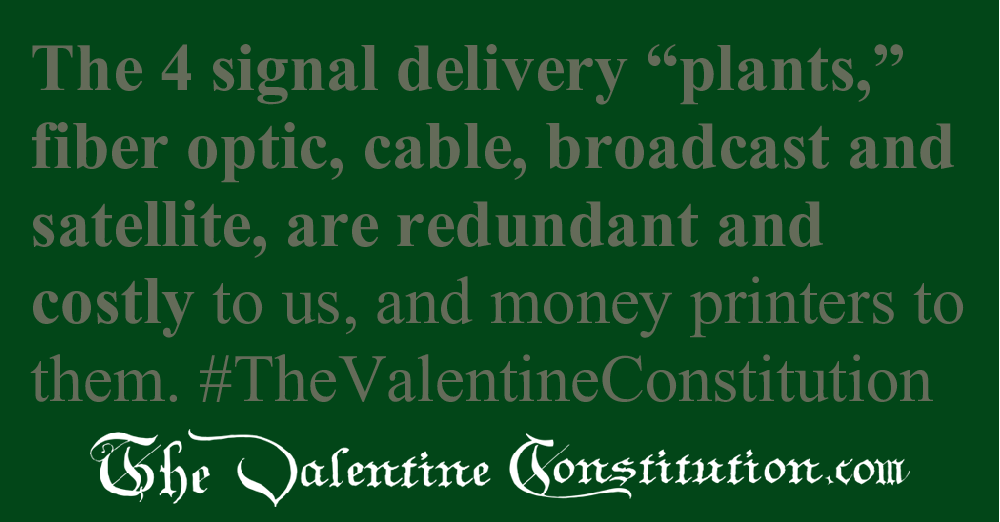 ECONOMY > INTERNET MARKETPLACE > No Redundant Delivery Systems