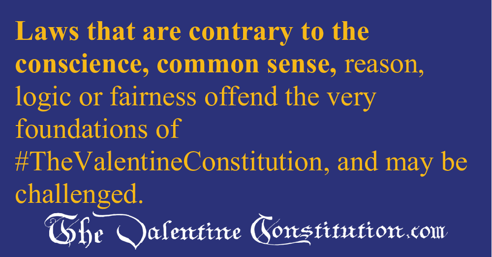 RIGHTS > FOUNDATIONAL RIGHTS > No convoluted