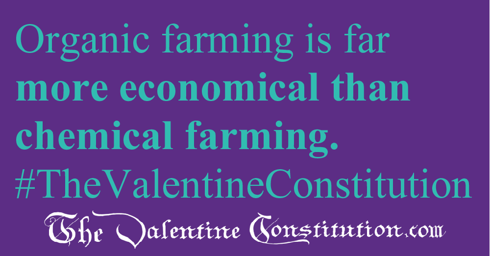 ENVIRONMENT > FOOD and FARMING > Organic Farming