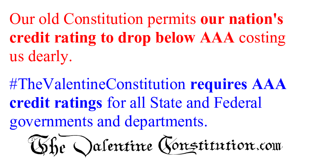 CONSTITUTIONS > COMPARE BOTH CONSTITUTIONS > Our National Debt