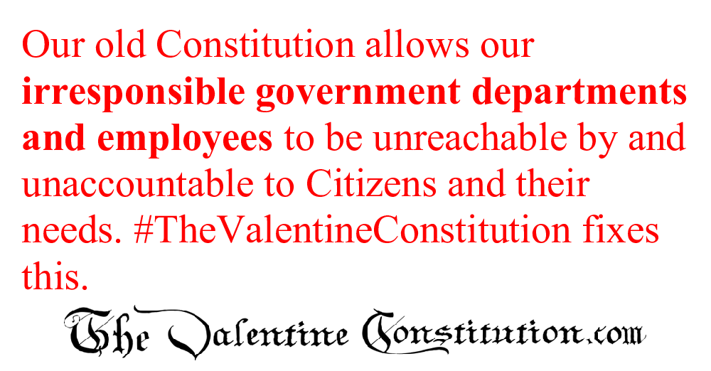 CONSTITUTIONS > WHAT'S WRONG with our CONSTITUTION? > Overlap and Inefficiency
