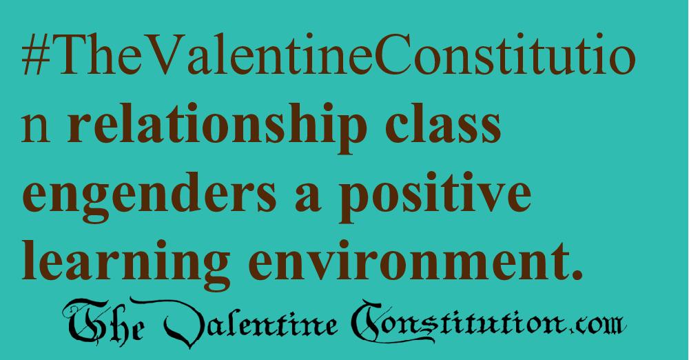 SCHOOLS > SOCIAL DEVELOPMENT > Positive Learning Environment
