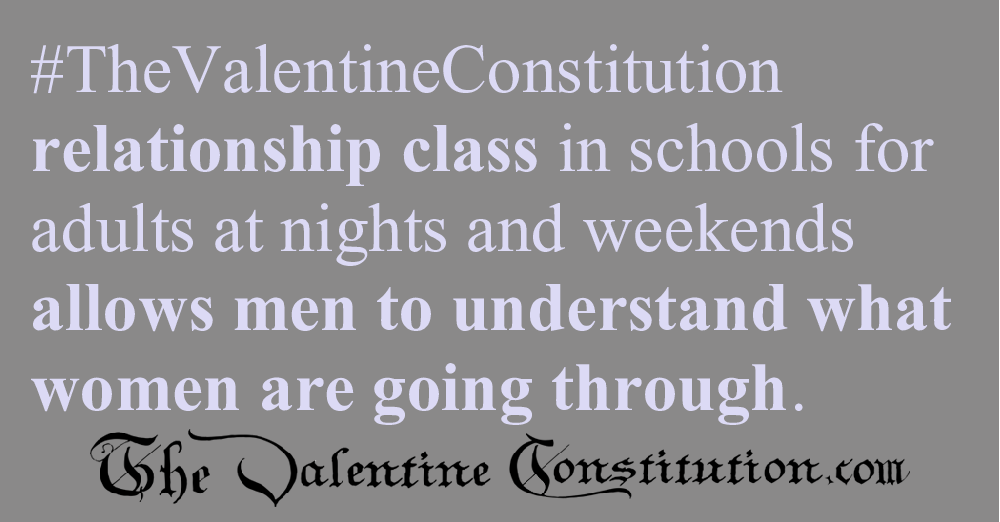 RIGHTS > WOMEN > Relationship Class Women