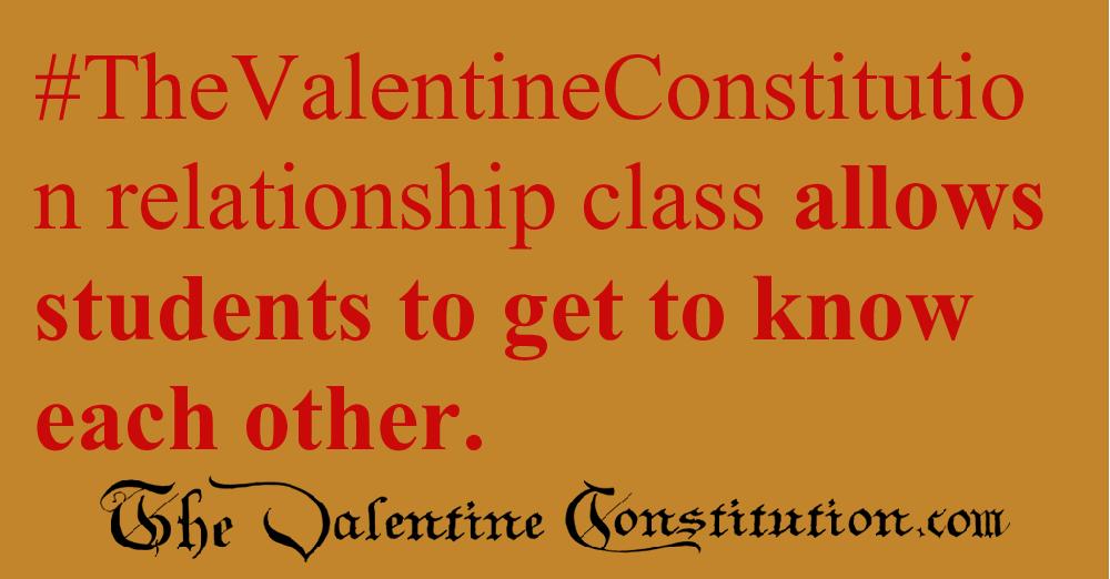 SCHOOLS > SOCIAL DEVELOPMENT > Relationship Class