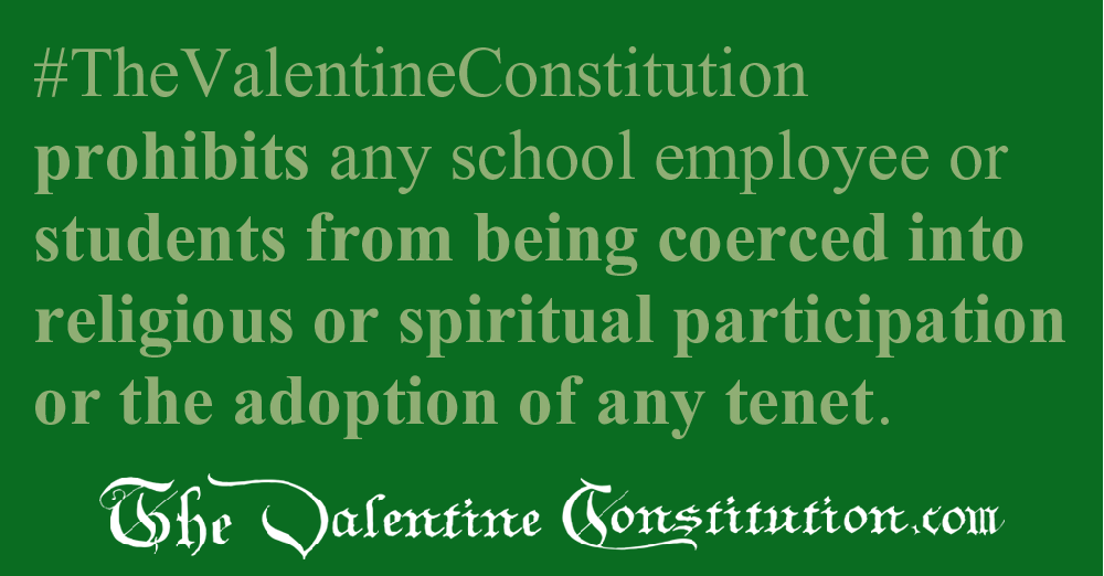RIGHTS > RELIGION > Religion in Schools