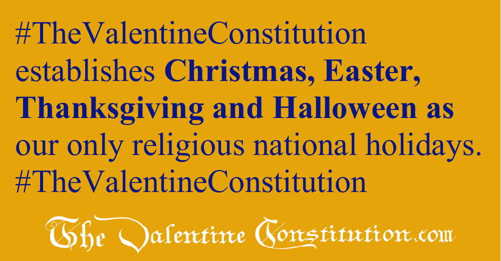 RIGHTS > AMERICAN CULTURE > Religious Holidays