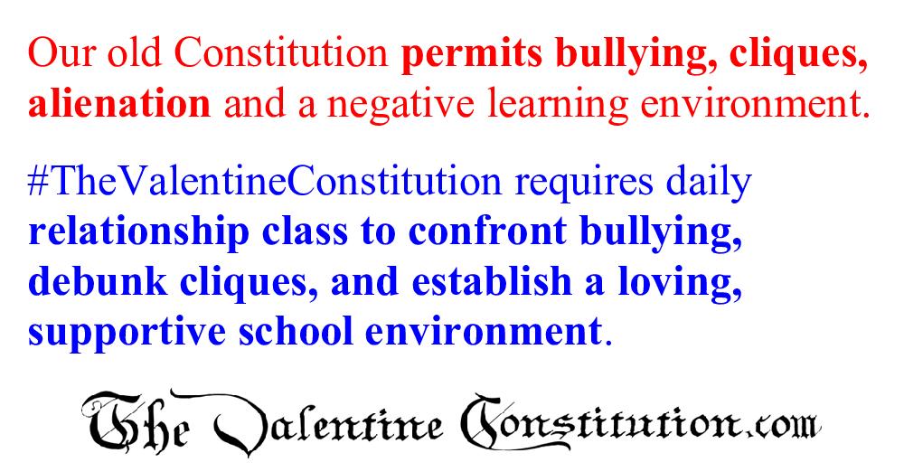 CONSTITUTIONS > COMPARE BOTH CONSTITUTIONS > Schools