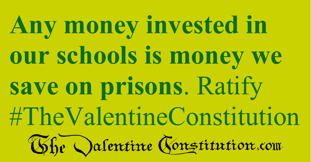 SCHOOLS > SCHOOL FUNDING > Student vs Inmate Costs