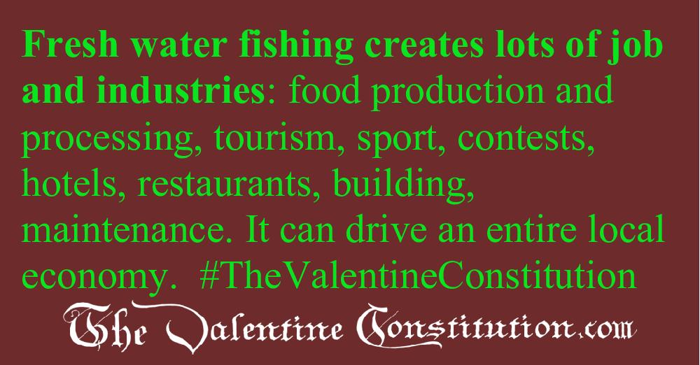 ENVIRONMENT > WATER > Sustainable Fresh Water Fishing