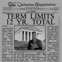 Term Limits 12 Year Total