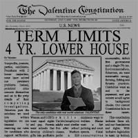 Term Limits 4 Year Lower House