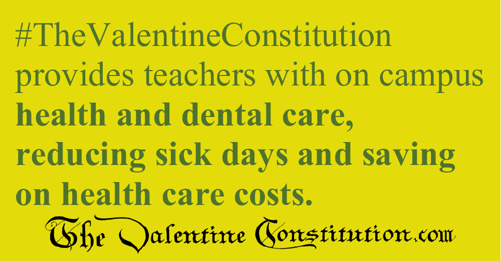 SCHOOLS > TEACHERS > Teachers Health Benefits