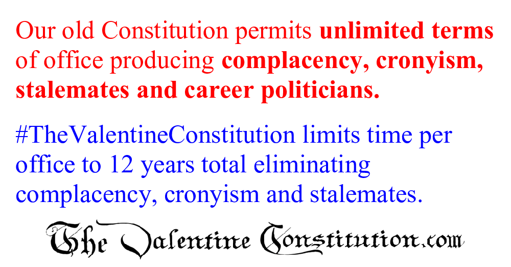 CONSTITUTIONS > COMPARE BOTH CONSTITUTIONS > Term Limits