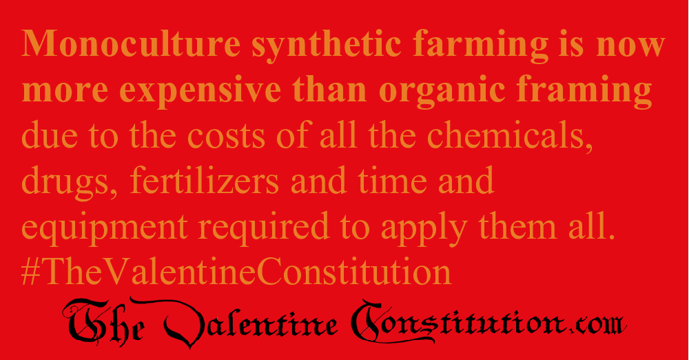 ENVIRONMENT > FOOD and FARMING > The Costs of Chemical Farming