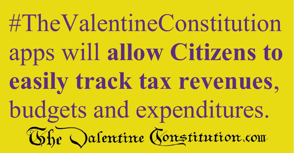 ECONOMY > SINGLE TAX > Traceable Tax