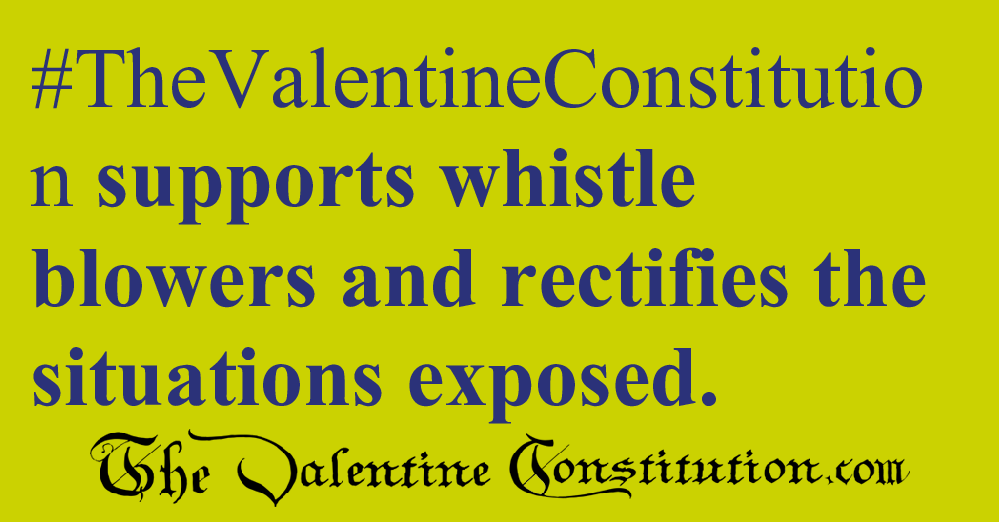 RIGHTS > FOUNDATIONAL RIGHTS > Whistle Blower Protection