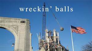 wreckin' balls